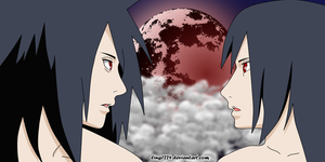 Madara and Izuna: Love Transcending the World by ling1224