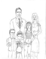 The Smith Family by KenKreisel