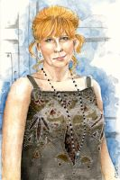 Donna Noble by Scarlett-Winter