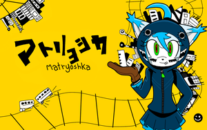 Cyanx Matryoshka by Weird-Panda