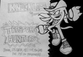 Knuckles Treasure Hunters by rugdog