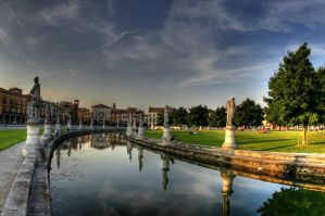 prato della valle by uurthegreat