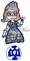 Blue Lantern Sofia The First by Urvy1A