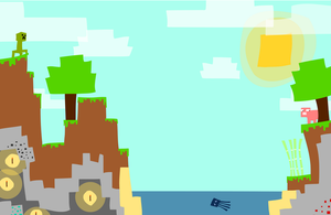 Minecraft Vector by LaggyCreations