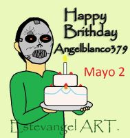 FELIZ CUMPLE.. AB 379 by Estevangel