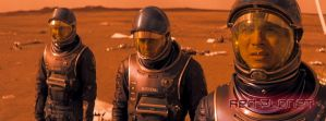 Red Planet Timeline Cover 1 by TimelineAndWallpaper