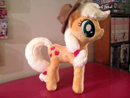 Applejack by Yunalicia