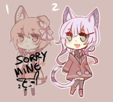 Lacies: Adoptables3 Auction [END] by niaro
