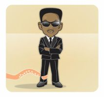 Will Smith by nicoletaionescu