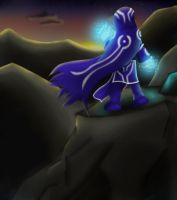A New Land Awaits by Crescent-Winged