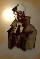 Two Face COLORED by Pechan
