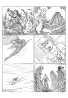 Top Cow Talent hunt Pencils page 03 by mikemaluk