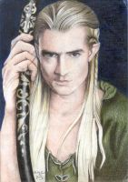 Legolas by tavington