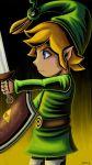 Minish Cap Link by Etinel