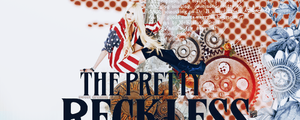 The Pretty Reckless by mochorules