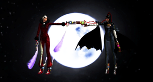 BAYONETTA: Love-Hate Relationship by JulietVallery