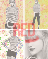 Taylor Swift RED by catchinglove
