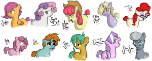 MLP: The Next Generation by KYMSnowman