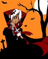 All Hallow's Eve: Vincent by Hatchet-Ears