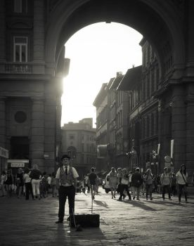 Postcards From Italia 32 by JCapela