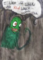 Salad Fingers1 by xCthulhuLoverx