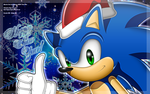 Happy New Year by Angrysonicgamer