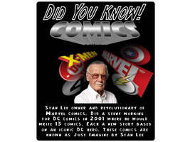did you know comics by BlindAcolyte