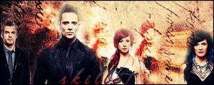 Skillet . signature . by stasiabv