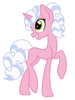 Party Popper My PokeyPie Foal by TigerPrincessKaitlyn