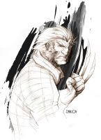 Wolvie by BLAME-001
