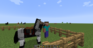 playing in minecraf by thepredator777