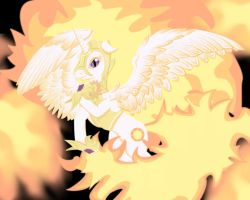 MLP - Solar Flare by 2-Nobody-2