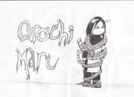 orochi is badass by evil-neji