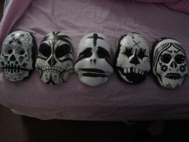 TBPID my chemical romance mask by XxtrinketXx