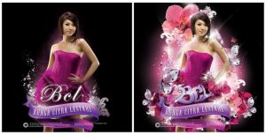 BCL cover album by singpentinkhappy