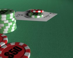 Final Poker Scene with Depth of Field by Trustinlies