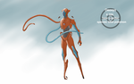 Realistic Deoxys by AaronShae