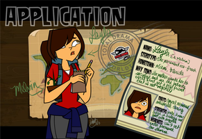 tdwt-takeii Application by LaylaMonroe1610