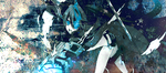 Black Rock Shooter - Sign by ax88gfx