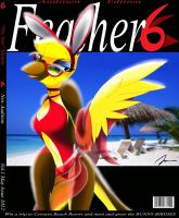 Feather 6 Magazine: May Issue 2012 by TwinTailsInc