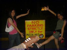 Strictly No Parking by kaiyi