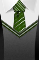 Slytherin Tie HD, iphone wall by Tinsdar