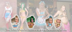 Alisa Chan Cubee Collection by 7ater