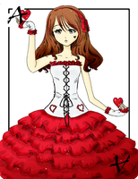 Ace of hearts by diao-chan94