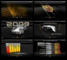 Porsche Presentation Concept by stereolize-design