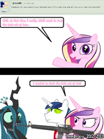 Ask Princess Cadence 3:Revenge by 9mmBrony