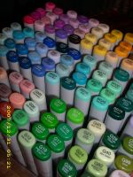 A more artistic view of copic by MissTopaz