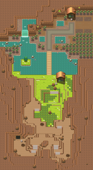 Route 114 remake by Pokemon-Diamond