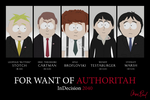For Want of Authoritah by AnonPaul