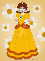 Princess Daisy by Know-Kname